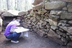 歴史考古|実測調査