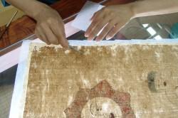 東洋絵画修復|補紙